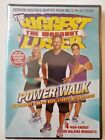 The Biggest Loser Power Walk DVD Low Impact Cardio Exercise Workout NEW