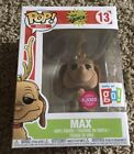 Funko Pop! Flocked Max From Pop! Books: The Grinch A Go! Calendars Exclusive