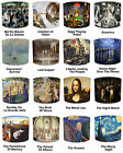 Famous Print Paintings Art Lampshades Ideal To Match Wall Murals