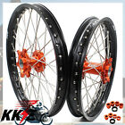 KKE 21/18 ENDURO WHEEL RIM SET FOR KTM EXC-F EXC 2003-2019 125CC-530CC