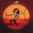 ELF TRYING TO BURN THE SUN DIO CD Wasabi Records New Japan F/S