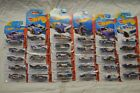 Hot Wheels Race Lot of 30 Cars 2014 2015 Sealed Camaro Fig Rig Protoype + more