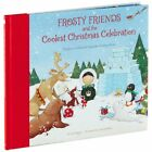 2018 Hallmark Book Frosty Friends and the Coolest Christmas Celebration 3rd New