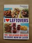 Weight Watchers Points Plus Cookbook I Love Leftovers 175 Delicious Recipes