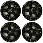 17 Ford Escape 2013 2014 2015 2016 Factory OEM Rim Wheel 3943 Gloss Black Set