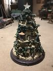 Hawthorne Village Thomas Kinkade Nativity Christmas Tree Glory to Newborn King