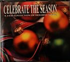 Celebrate the Season-A 3 CD Collection Of Holiday Music by Various Artists- 2002