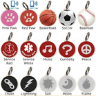 Family 15 Pack QR Pet ID Tags w Online Profile Contact Info Google Map Location