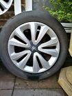 CITROEN WHEELS WITH GOOD TYRESGOOD FOR SPARES