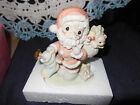 PRECIOUS MOMENTS MAY YOUR HEART BE FILLED WITH CHRISTMAS JOY FIGURINE IN BOX