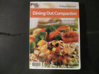 WEIGHT WATCHERS Dining Out Companion Book 2006 Fast Foods