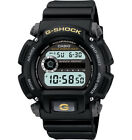 Casio GShock Digital Watch w/ Alarm Timer Stopwatch Black Display DW9052 1B0S