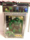 Toybiz Super Poseable Leaping HULK form the 2003 movie