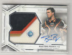 2018 TOPPS DIAMOND ICONS BUSTER POSEY JUMBO PATCH ON CARD AUTOGRAPH RELIC CARD