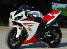 IT White Red Injection Mold Fairing Fit for 2009-2011 YZF R1 Yamaha Plastic d003