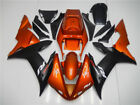 IT Orange Black ABS Injection Mold Fairing Fit for Yamaha 2002 2003 YZF R1 d004