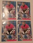 (4) 2000 Ron Tugnutt Ottawa Senators Hockey Starting Lineup Sealed Cards