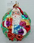 RADKO A GIFT FOR GIVING Christmas Ornament 1010306 2003 AIDS CHARITY