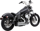Cobra 6789 Speedster Shorts RPT Exhaust for Harley Street Bob Super Glide