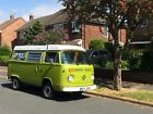 VW Camper Baywindow T2 Westfalia LHD 20L Tax and MOT exempt