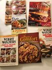SIX 6 Weight Watchers Books and Magazines Vintage