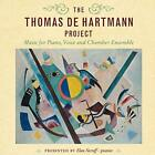 Project:By Sicroff T. De Hartmann Audio CD
