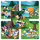 20 Mickey Mouse Great Outdoors STICKERS Party Favors Birthday Supplies Loot Bags