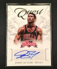 🔥 Jimmy Butler 2012 Chicago Bulls Panini Crusade Quest Rookie RC Auto Autograph