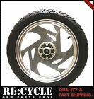 06 QLINK Legacy 250 / CFMoto V5 Nice front wheel with good tire. VIDEO.