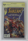 CBCS Graded 94 NM The Power of Shazam 1 1995 Signed by 2 From TV Series