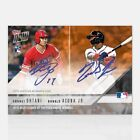 2018 Topps NOW Shohei Ohtani, Ronald Acuna Jr ROY Rookie of Year DUAL AUTO # 5