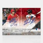 2018 Topps NOW Shohei Ohtani, Ronald Acuna Jr ROY Rookie of Year DUAL AUTO # 10