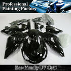 Glossy Black Mold Bodywork Fairing Kit for Kawasaki Ninja ZX14R ZX-14R 2006-2011
