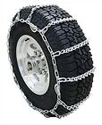 Safety Snow Truck Twist Link Tire Chain With V-bar - Price Per Pair 23575r15