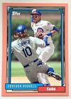 2017 Topps Archives Addison Russell Peach 140 199 #298 Chicago Cubs