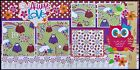 Girl Always Love You Premade Scrapbook Pages 12x12 Layout Paper Piecings SC4S