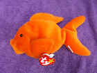 TY Beanie Babies Goldie The Goldfish retired with original tag