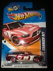 2012 HOT WHEELS Super Treasure Hunt 2011 Dodge Charger R T Aurora Fire Chase