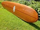 ABSOLUTELY GORGEOUS 102 DONALD TAKAYAMA DT2 WOOD VENEER SURFTECH SURFBOARD