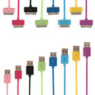Charging charger USB Data Cable for Apple iPhone 4 4S 3G iPad 1 2 3 iPod Touch