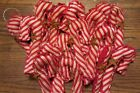 Primitive Candy Canes Bowl Filler/Ornies/Decor Handmade