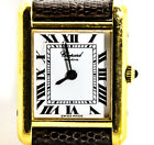 Chopard TANK 18K Solid Yellow Gold Collection Ref 5221