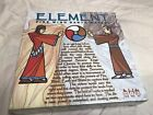 Element Fire Wind Earth Water Board Game 2008 RARE FACTORY SEALED