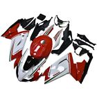 Fit APRILIA RS 125 2007 2008 2009 ABS Molded Fairing Bodywork Set Red+White
