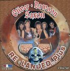 Oliver Dawson Saxon - Re-Landed Plus (CD Used Very Good)