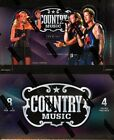 2014 Panini Country Music 4 Pack Hobby Box (Sealed)