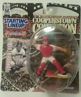1997 Starting Lineup SLU Cooperstown Collection Johnny Bench  New Sealed
