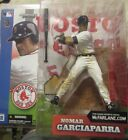 NEW 2002 MCFARLANE MLB SERIES 2 NOMAR GARCIAPARRA WHITE UNIFORM RED SOX