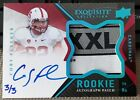 2012 Upper Deck Exquisite Football Rookie Autograph Patch Visual Guide 43