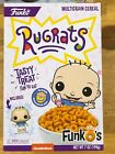 Funko Cereal - Nickelodeon Rugrats - D-Con Exclusive Box Pocket Pop